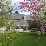 Spring blossoms at Le Mesnil Gonfroy