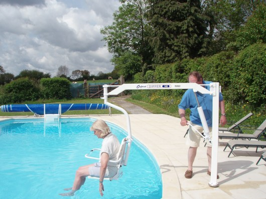 Disabled Facilities Le Mesnil Gonfroy