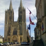 Coutances Cathedral