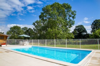 Superb Enjoy The Private Heated Swimming Pool From May U2013 October, And The Cosy  Normandy Fireplace In Cooler Seasons. Located Just A Short Walk From The  Nearby ...